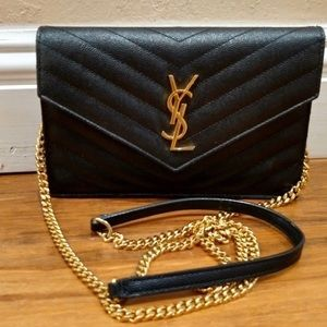 Authentic YSL Chain Bag
